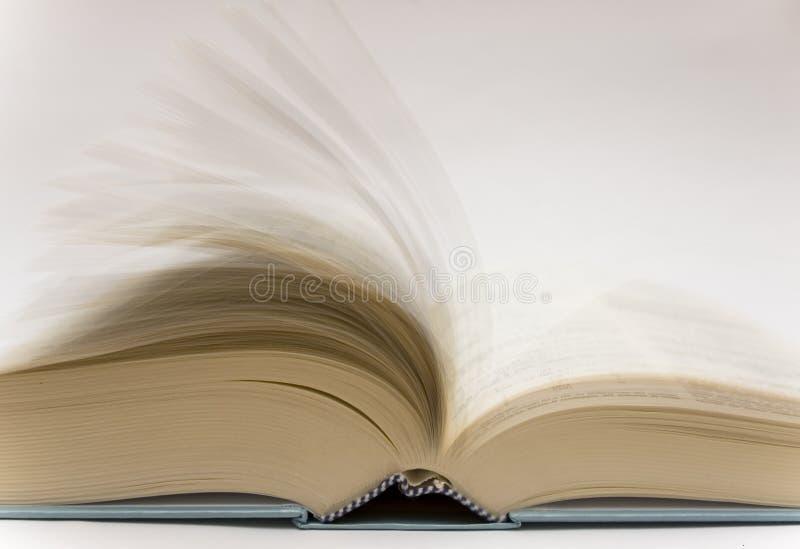 Open het boek stock afbeeldingen