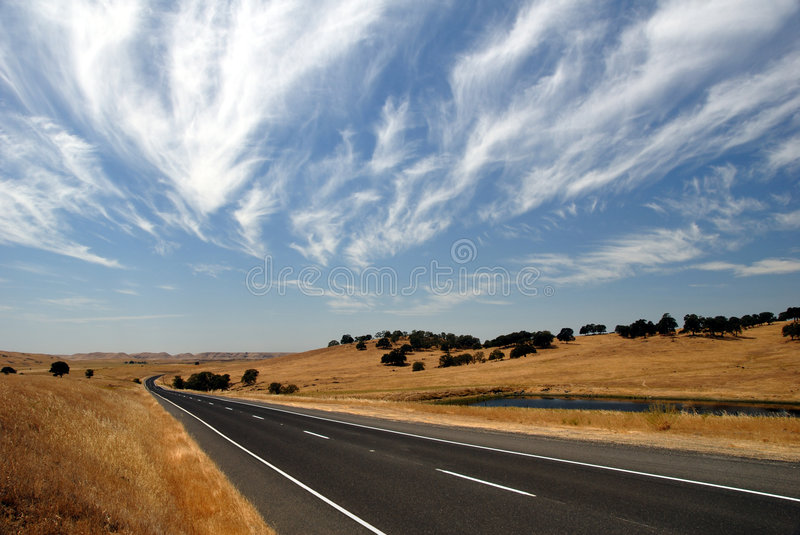 Download Open Highway stock photo. Image of remote, country, highway - 6577750