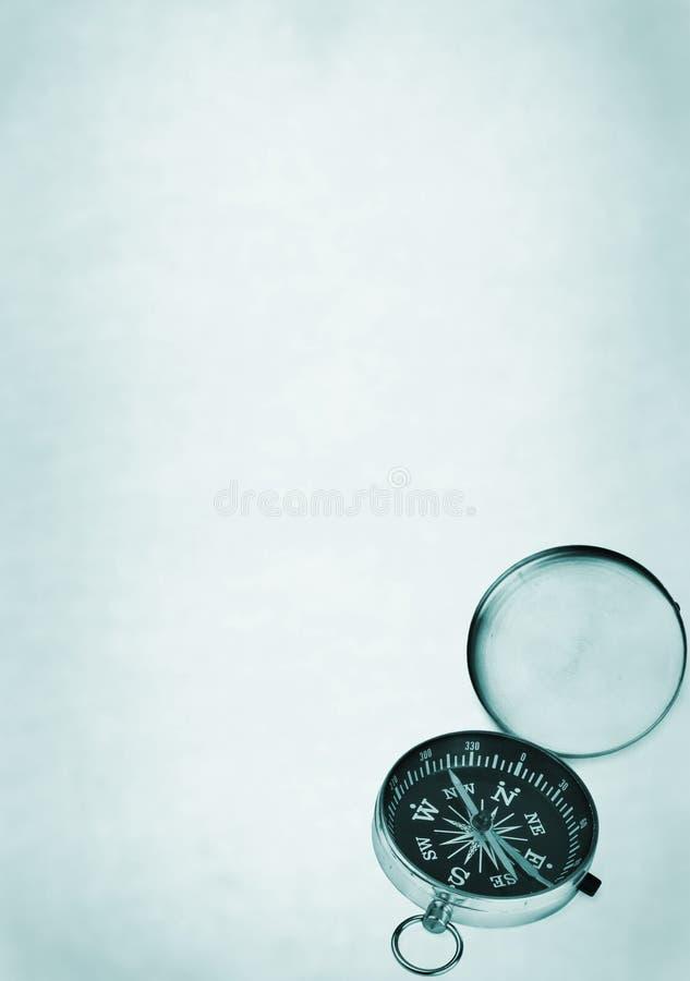 Open kompas royalty-vrije stock fotografie
