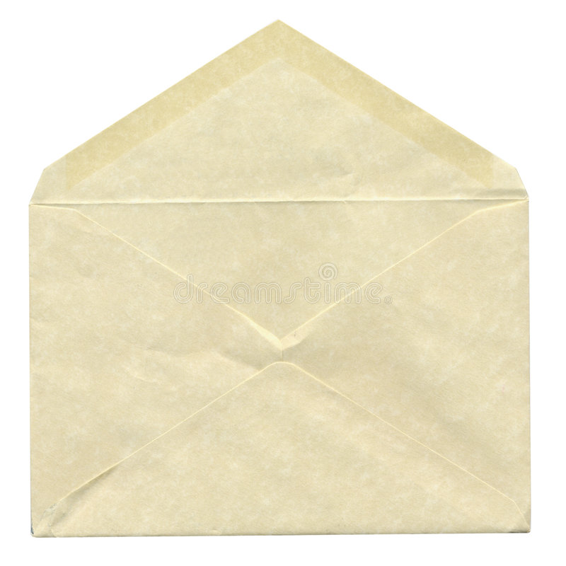 Download Open letter stock photo. Image of small, isolated, opened - 6107138