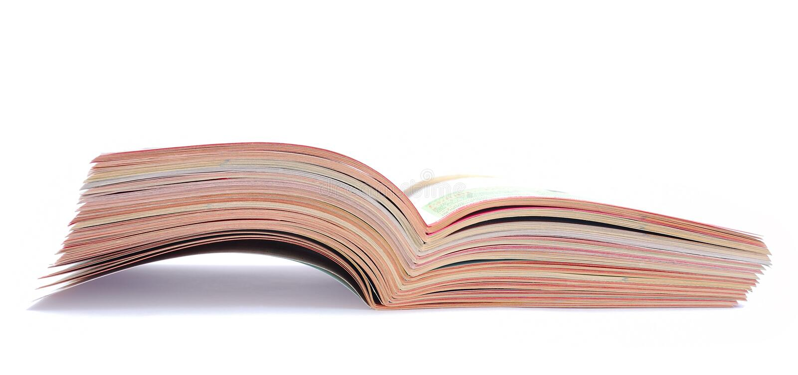 Download Open Magazines Royalty Free Stock Images - Image: 12655849