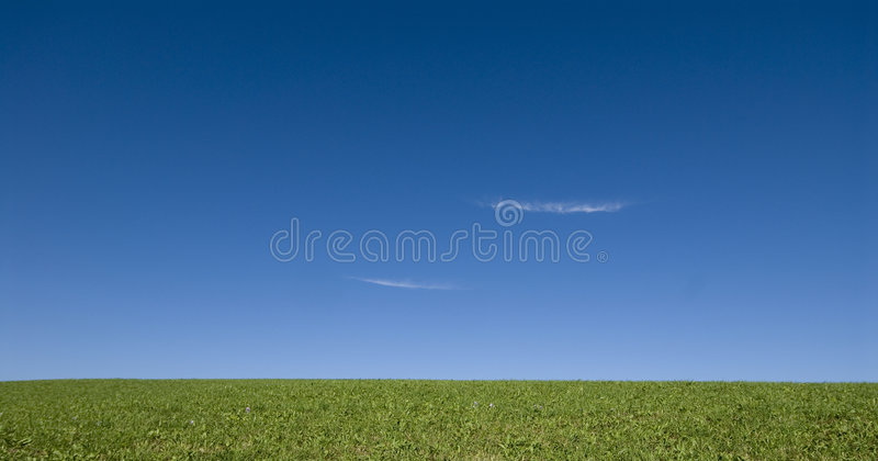 Open Meadow 2 Stock Images