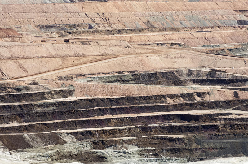 Download Open Pit Mine stock image. Image of industry, extraction - 36570391