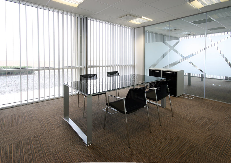 Open Plan Office royalty free stock photography