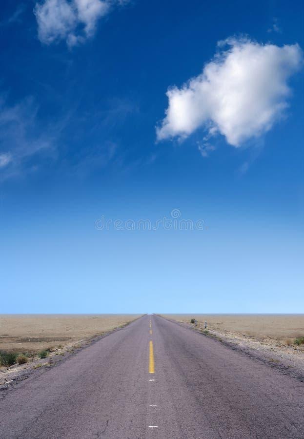 open road στοκ εικόνες με δικαίωμα ελεύθερης χρήσης