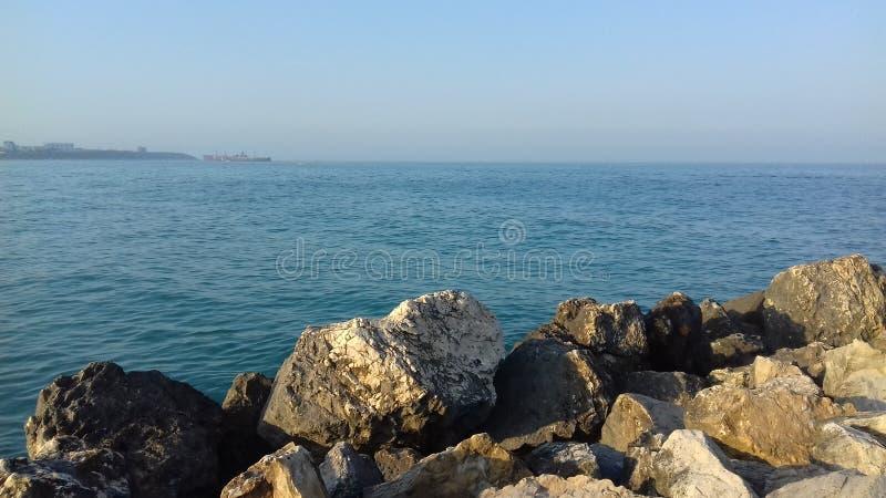 Open sea stock photography