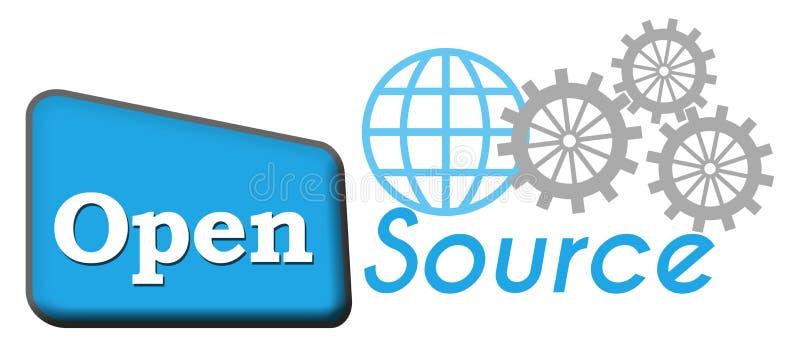 Open Source бесплатная иллюстрация