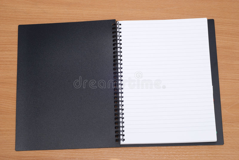 Download Open Spiral Book Stock Photos - Image: 5664363