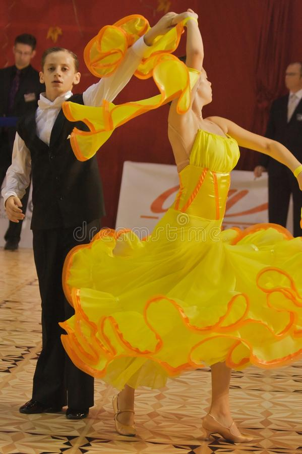 Download Open Standard Dance Contest, 12-13 (1) Editorial Image - Image: 11585045