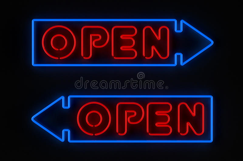 Download Open Store Sign Stock Photos - Image: 23253663