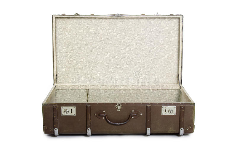Download Open Suitcase Royalty Free Stock Photo - Image: 37348605