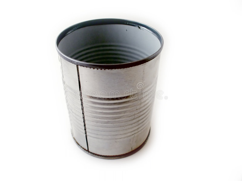 Download Open Tin Can Royalty Free Stock Photography - Image: 81427