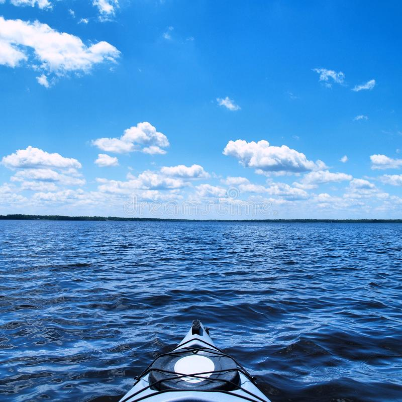 Open Water royalty free stock photos