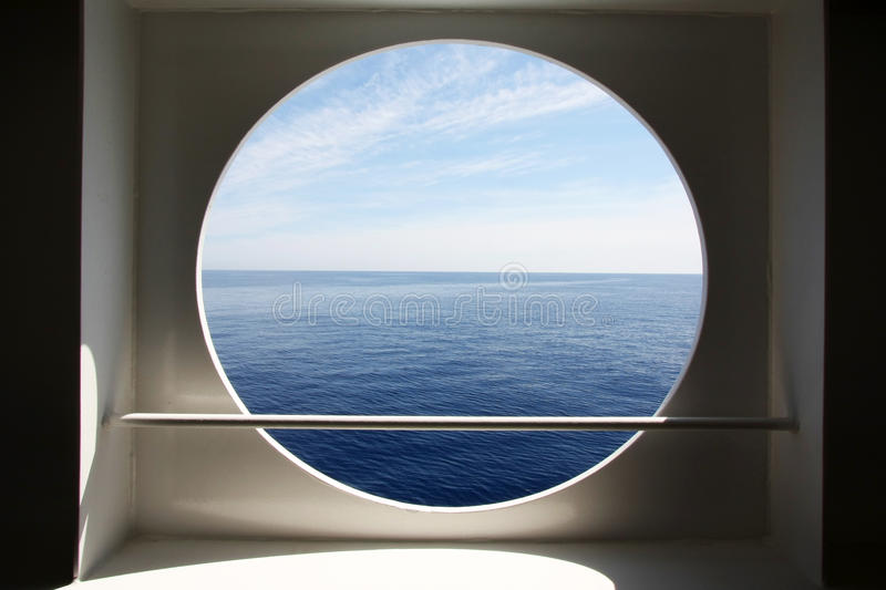 Open waters royalty free stock images