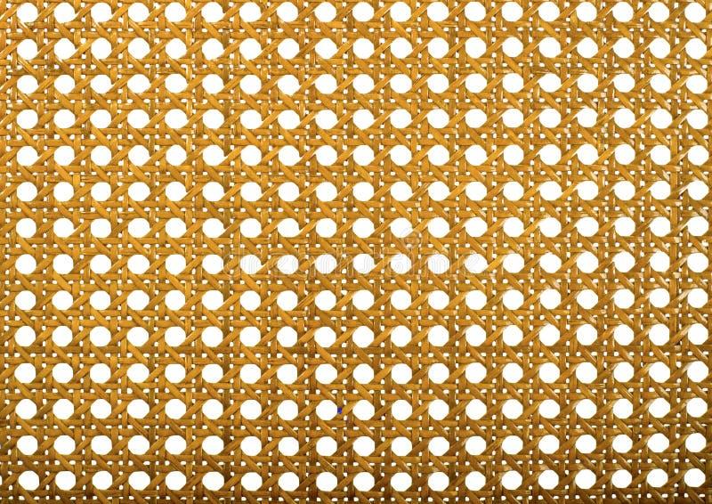 Open wicker texture royalty free stock photos