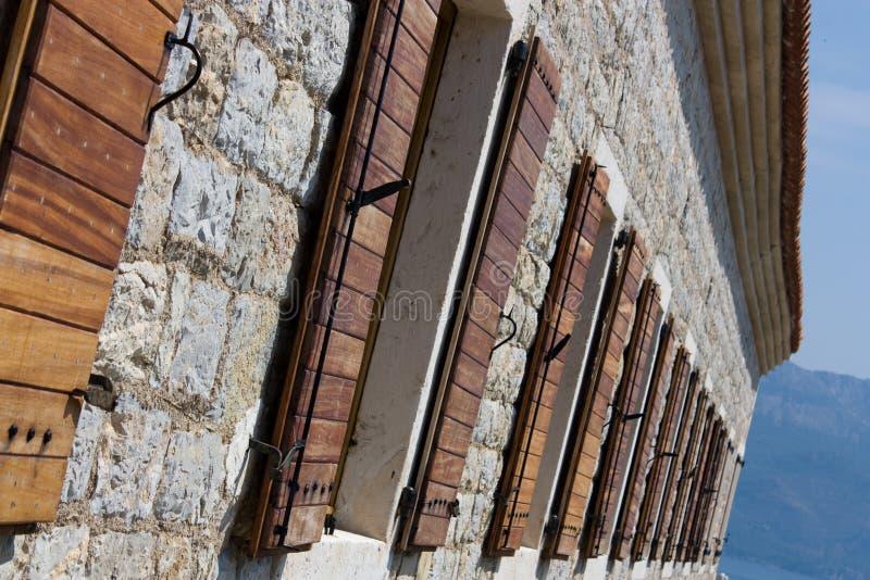 Download Open windows stock image. Image of budva, montenegro - 11036613