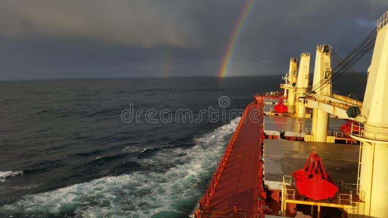 open zee wiev royalty-vrije stock foto's