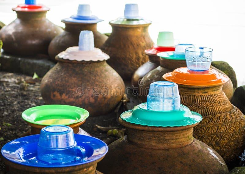 Openbaar drinkwater royalty-vrije stock foto's