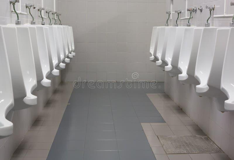 Openbaar toilet royalty-vrije stock foto