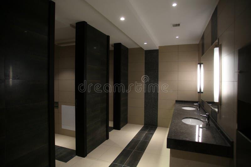 Openbaar toilet royalty-vrije stock foto's
