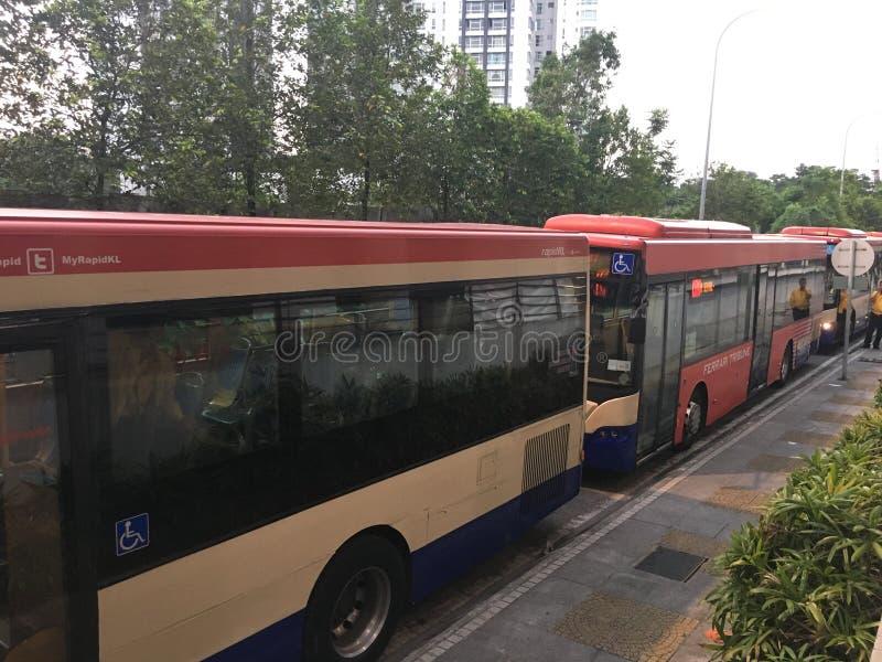 Openbaar vervoer royalty-vrije stock afbeeldingen