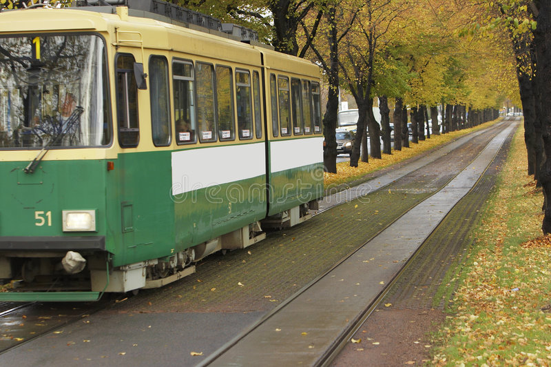 Openbaar vervoer royalty-vrije stock fotografie