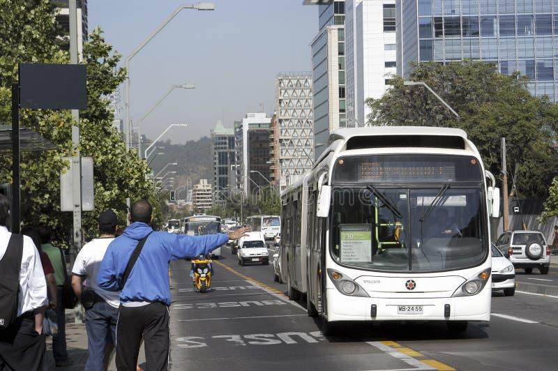 Openbaar vervoer stock afbeeldingen