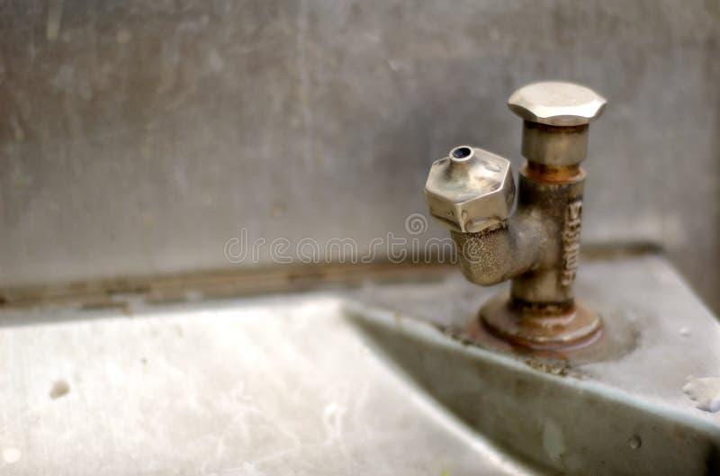 Openbaar Water royalty-vrije stock foto's