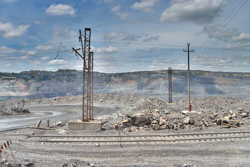 opencast stockfoto