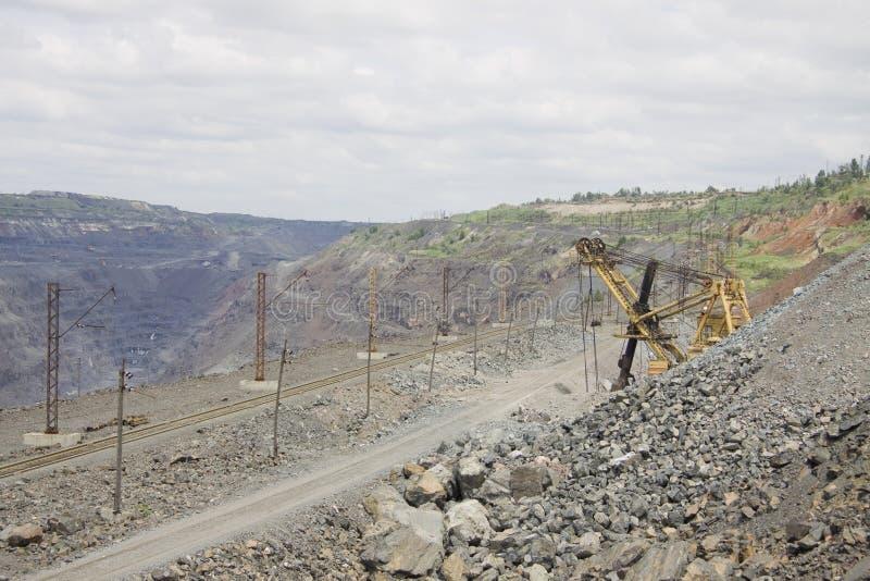 Download Opencast mining stock photo. Image of opencast, landscape - 15061332