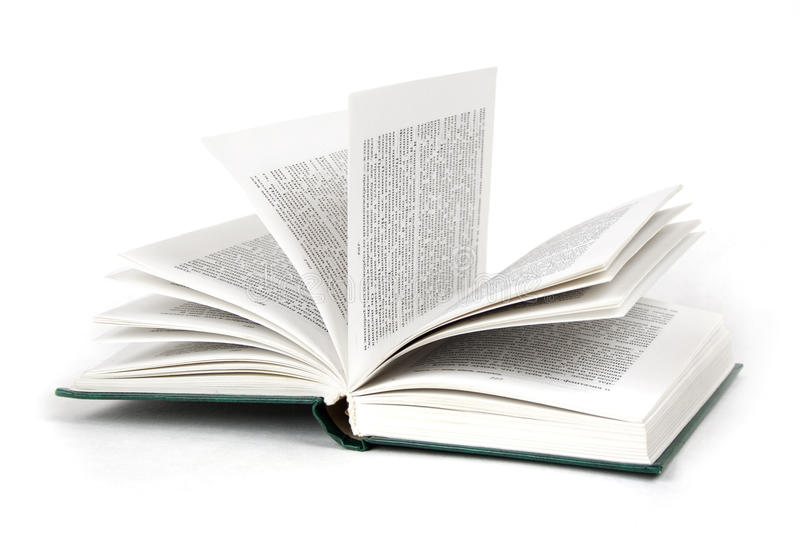 Download Opened book hard cover stock photo. Image of hardcover - 14851982