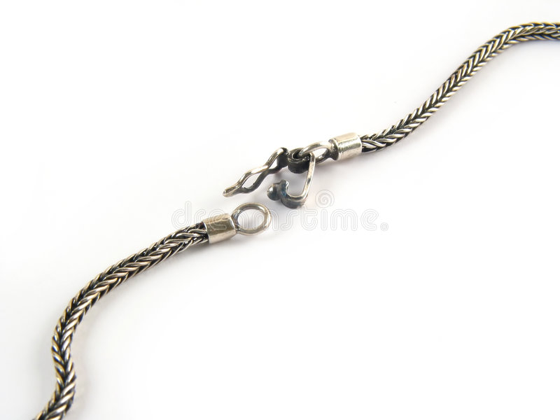 Download Opened Chain Royalty Free Stock Photography - Image: 220447