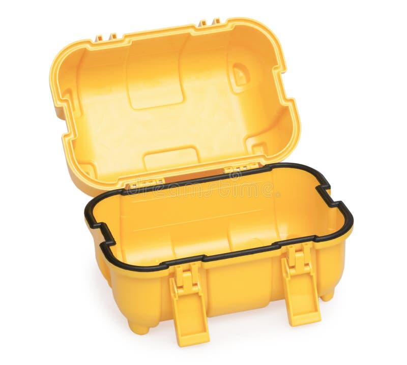 Free Opened Empty Toolbox Stock Photo - 13339440