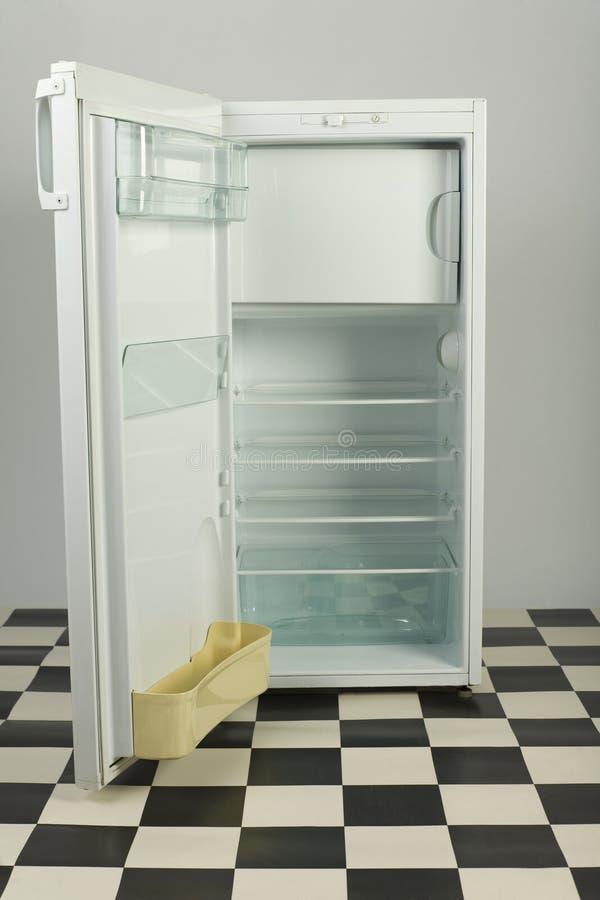 Download Opened fridge stock image. Image of grey, white, object - 3302255