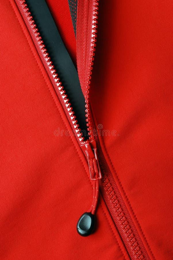Open zipper stock photos