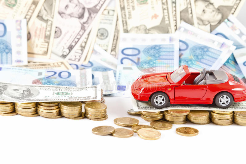 Opening of business on repair and maintenance of cars. Concept : the opening of business on repair and maintenance of vehicles is a profitable business stock photos