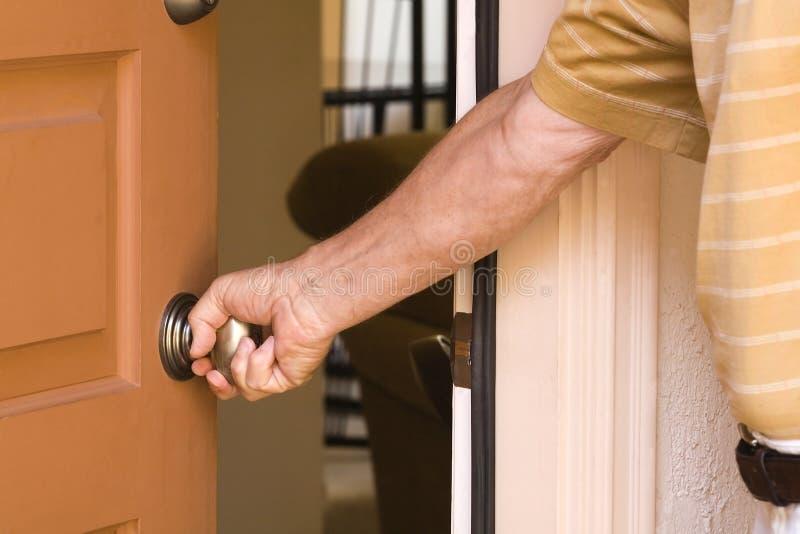 Download Opening Door Stock Images - Image: 2421714