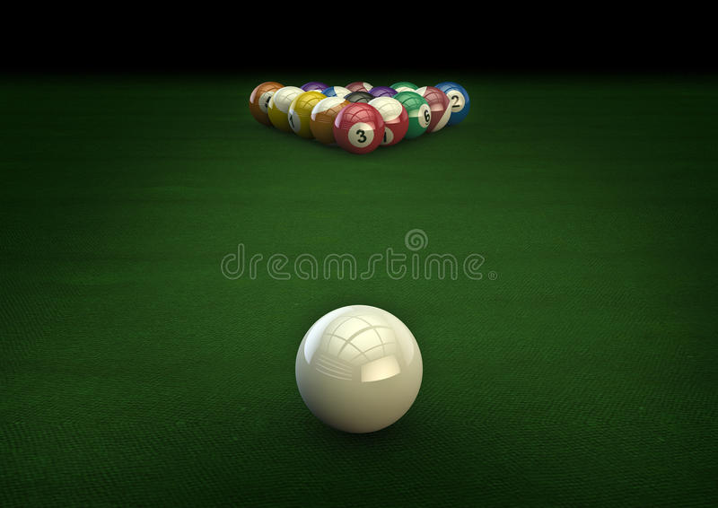 Download Opening shot stock illustration. Illustration of competition - 26346929