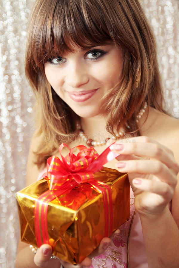 Download Opens a box stock photo. Image of people, hair, person - 27671454