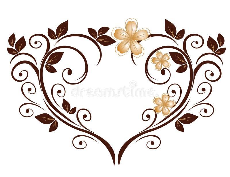Download Openwork heart stock vector. Image of banner, design - 22908246