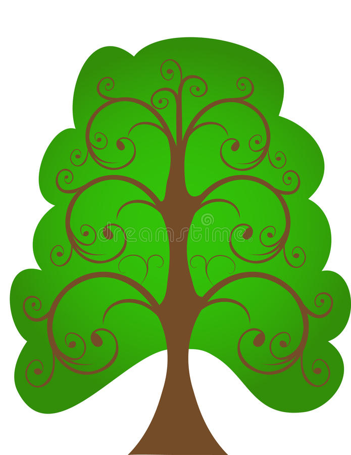 Download The Openwork Tree. Stock Images - Image: 15476804