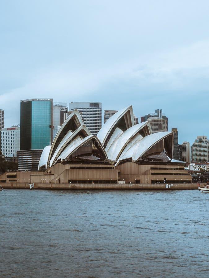 Oper House stockfotos