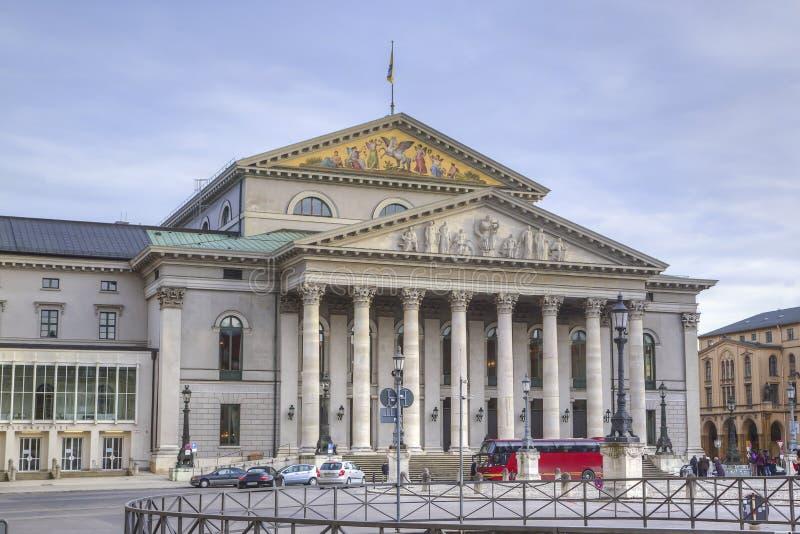 Opera bavarese dello stato fotografie stock