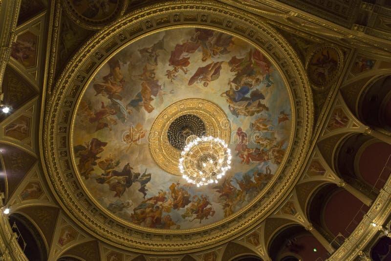 Opera Budapest arkivbilder