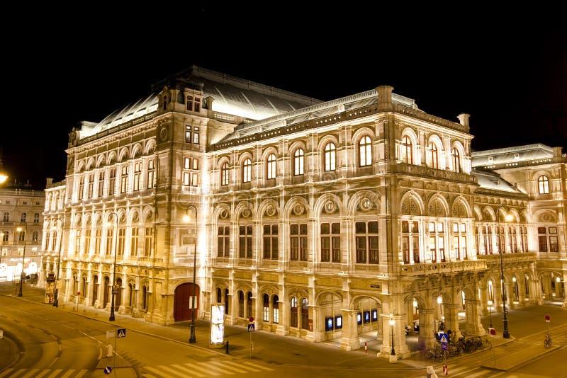 Opera dello stato di Vienna immagine stock libera da diritti