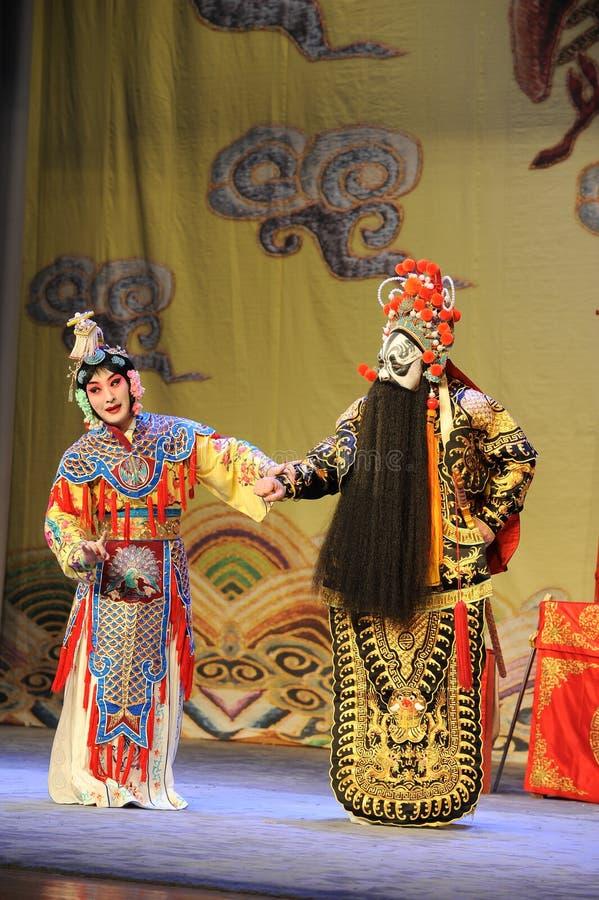 Opera diAddio-Pechino: Addio al mio concubine immagini stock libere da diritti