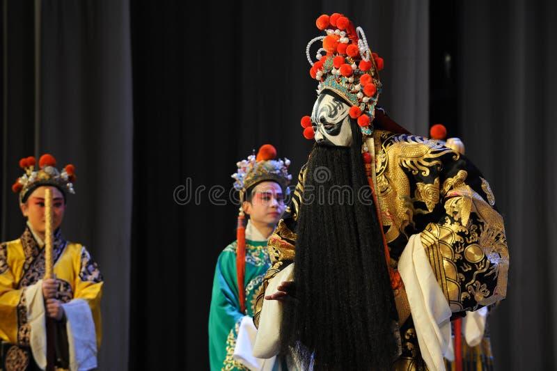 Opera diMeditazione-Pechino: Addio al mio concubine immagine stock