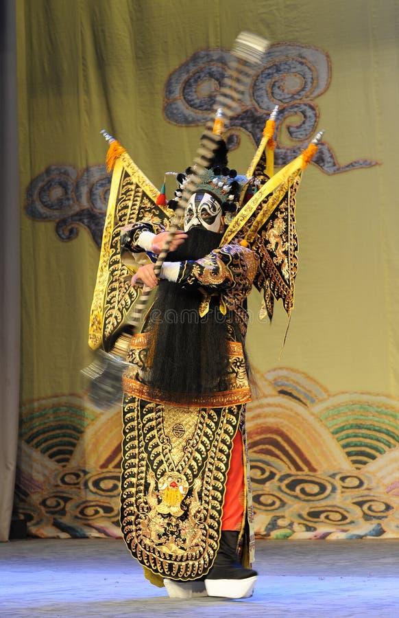 Opera dipistola-Pechino del Overlord: Addio al mio concubine fotografia stock