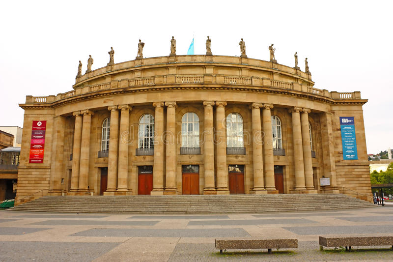 Download Opera House stock image. Image of germany, play, stage - 19784117