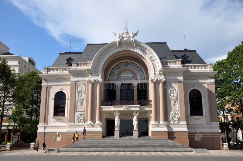 Download Opera House Entrance, Ho Chi Minh City, Vietnam Editorial Photo - Image: 19773076